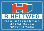 B.Heltweg Bauunternehmen GmbH Logo